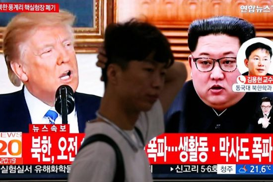 Trump suspende reunión con Kim, golpe a las expectativas